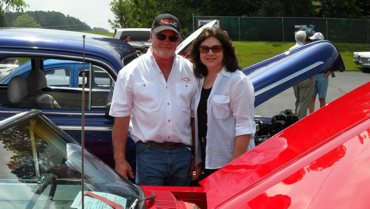 Billy & Brenda - Owners of Ewing Automotive