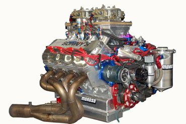 High performance engines from Ewing Automotive