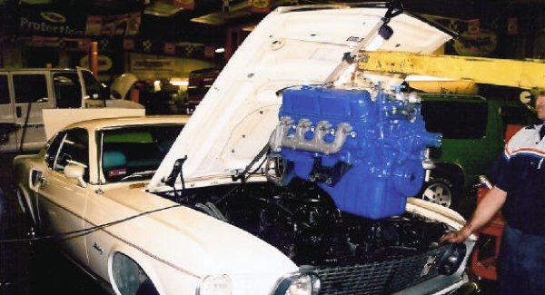 Remanufactured Engines from Ewing Automotive